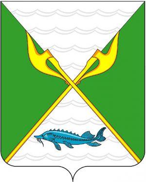 герб Серебряно-Прудский район